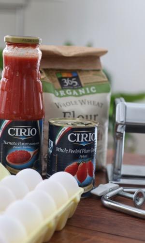 Lezione di cucina italiana a Detroit in collaborazione con Cirio