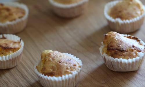 Primavera! Picnic a Richmond Park e ricetta dei muffins di mais