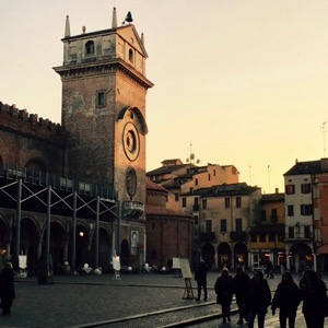 Eating Mantova in Italy: food tour of a gastronerd