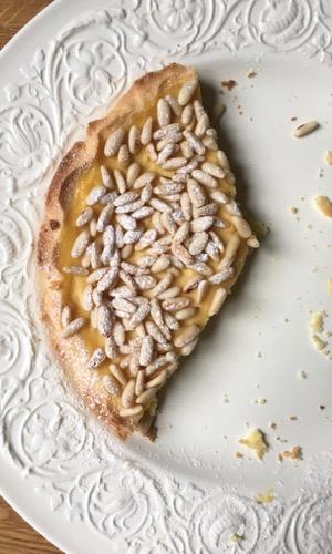 Torta della Nonna, ricetta senza glutine
