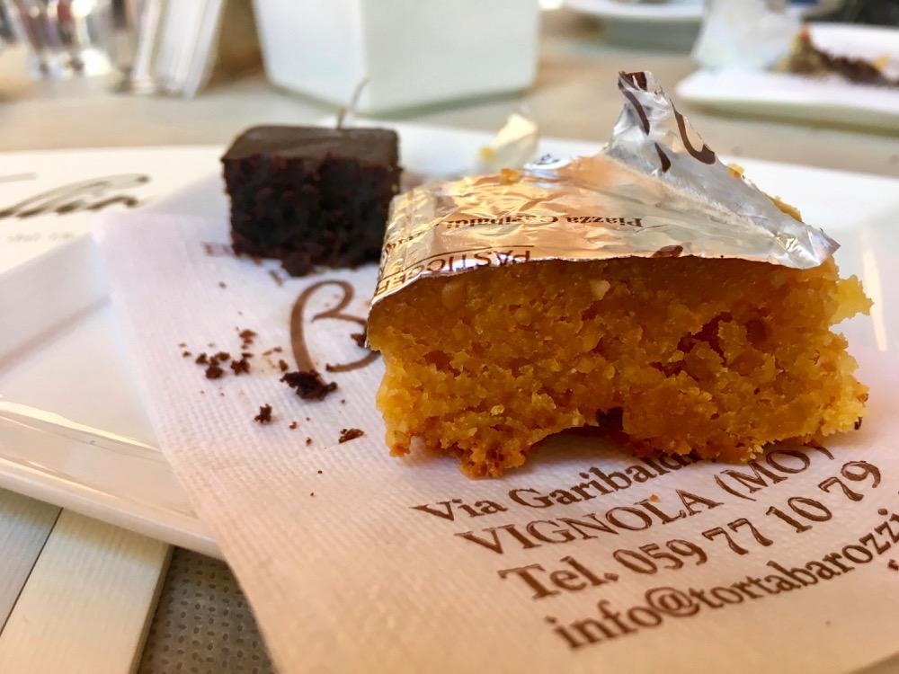 Torta Barozzi di Vignola, ricetta di famiglia dal 1886