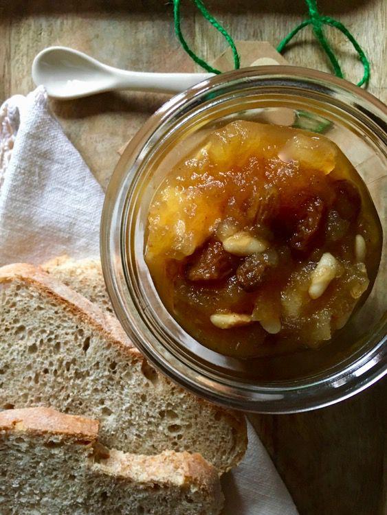 Preserve Season: Homemade Apple Strudel Jam