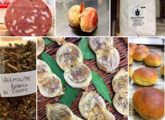 Gente e prodotti tipici del territorio di Prato