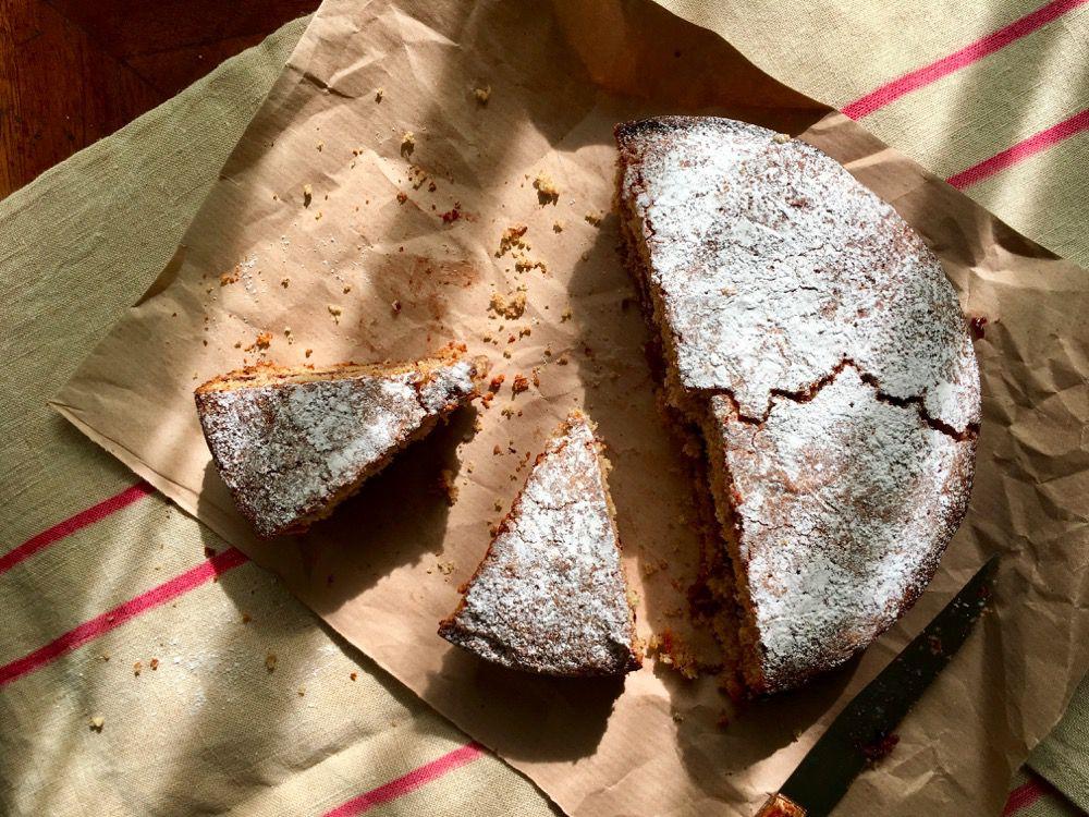 Torta di Grano Saraceno, una fetta di dolce e fame di vita