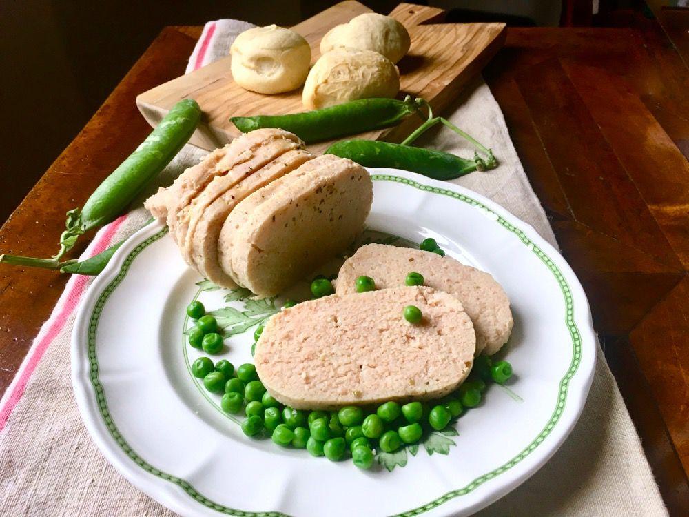 Rotolo di prosciutto cotto e parmigiano, ricetta senza glutine