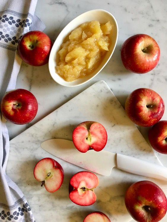 Ricetta Salsa di mele per carni e arrosti