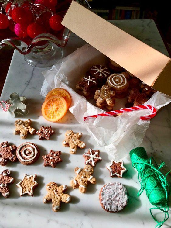 Ricetta Biscotti Pan di Zenzero (Gingerbread)
