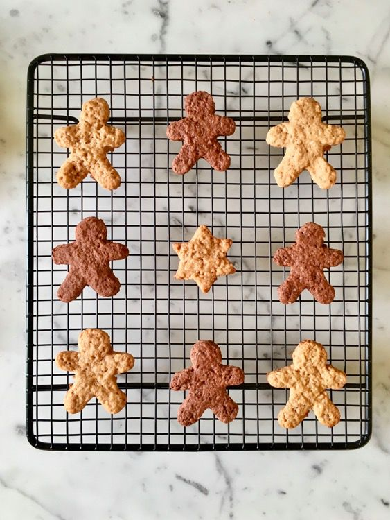 Gingerbread Men: a Classic Holiday Cookie