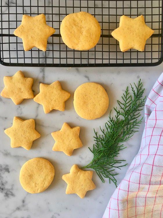 Biscotti di Santa Lucia (di Pasta Frolla Ovis Mollis)