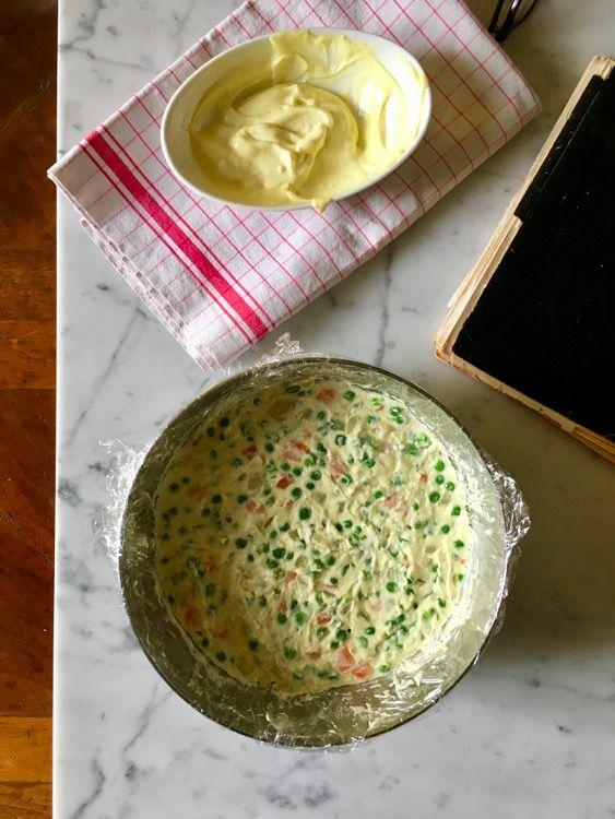 Insalata russa: ricetta classica per un piatto senza tempo