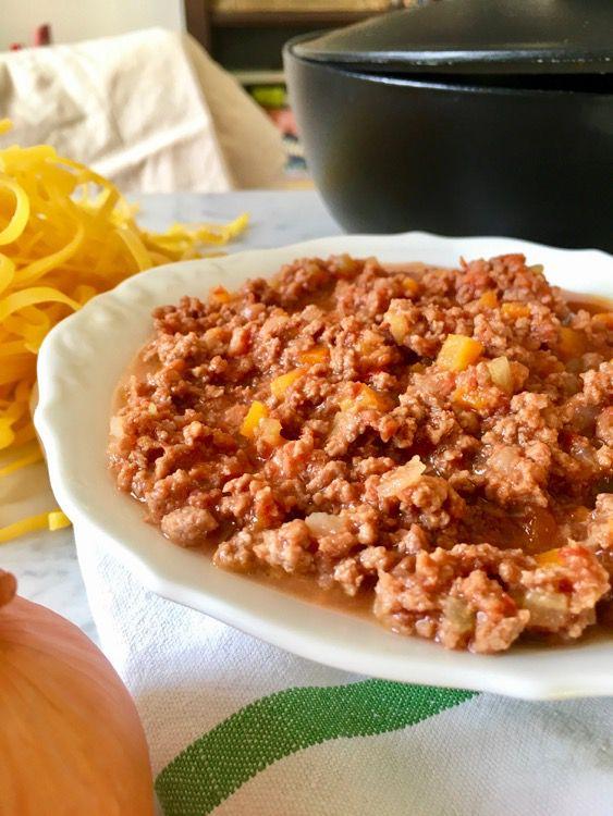 Ragù alla bolognese: la salsa italiana più famosa nel mondo