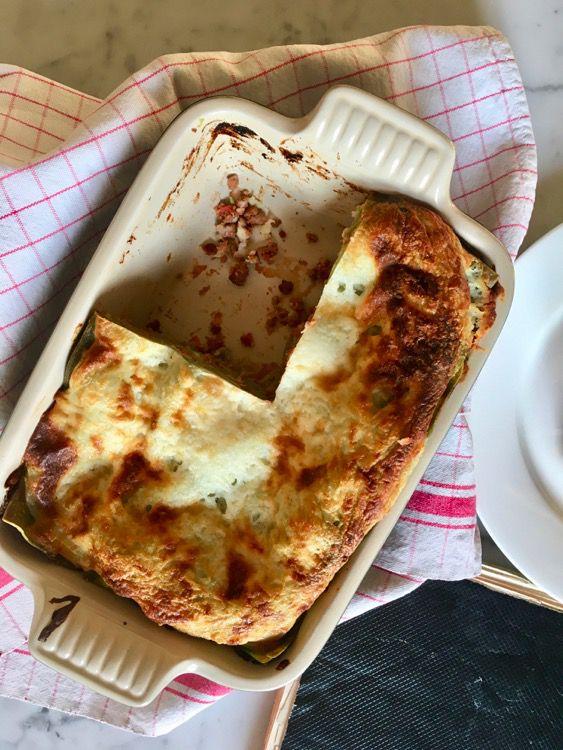 Lasagne alla bolognese, ricetta secondo tradizione