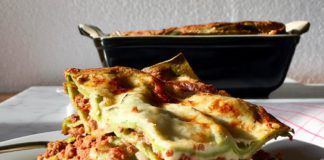 Lasagna Bolognese Recipe, The Original from Bologna