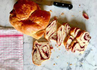 Spelt Brioche Bread