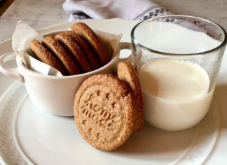 Italian Frollini Cookies And My Food Rituals