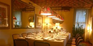 Il ristorante San Domenico di Imola, tradizione stellata