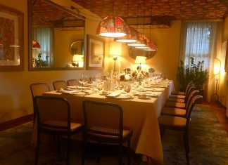 San Domenico of Imola Restaurant, Place Dedicated to Happiness