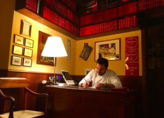 Vita da chef (stellato). Massimiliano Mascia del San Domenico di Imola