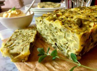 Meatloaf alla Genovese: A Vegetarian Recipe