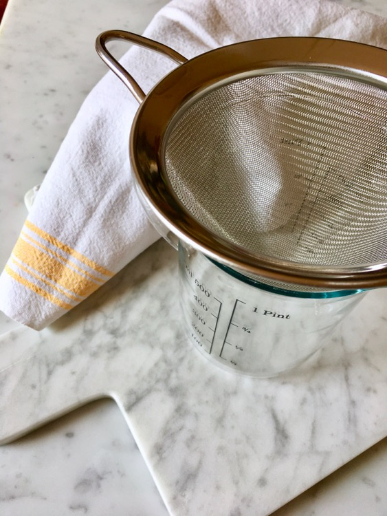 Come fare l'orzata homemade