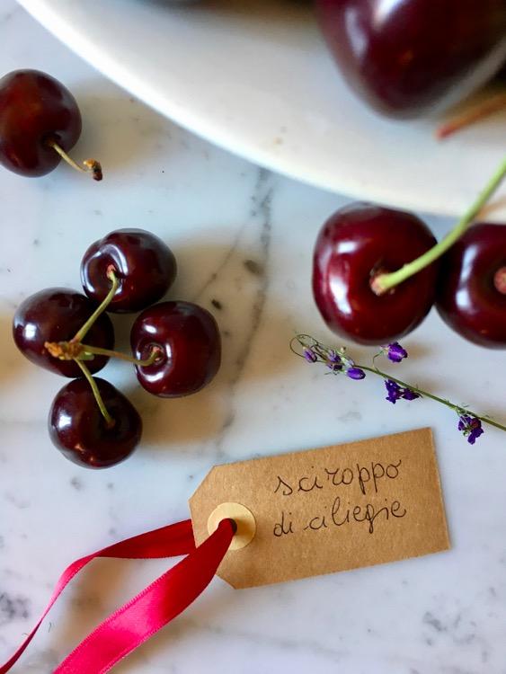 Sciroppi di frutta