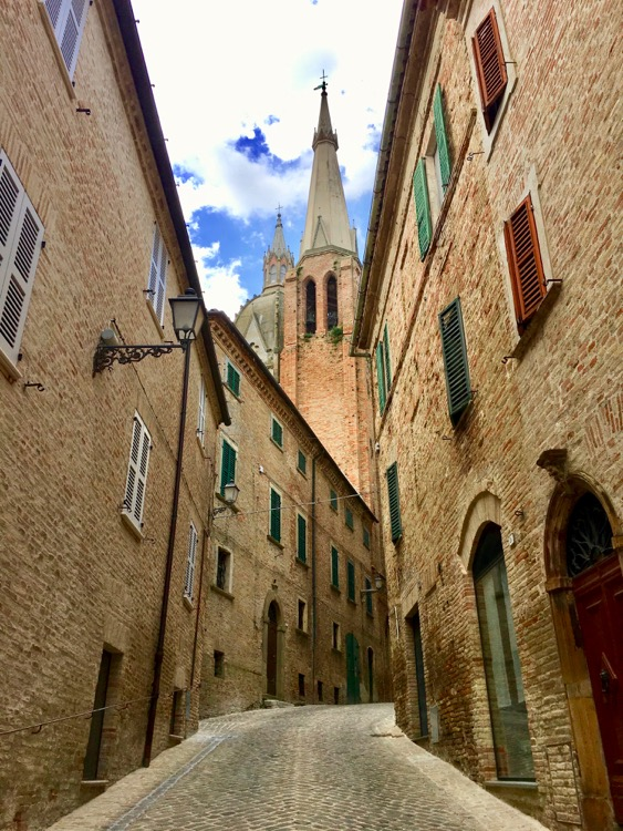 Vist Marche: from Senigallia to Jesi