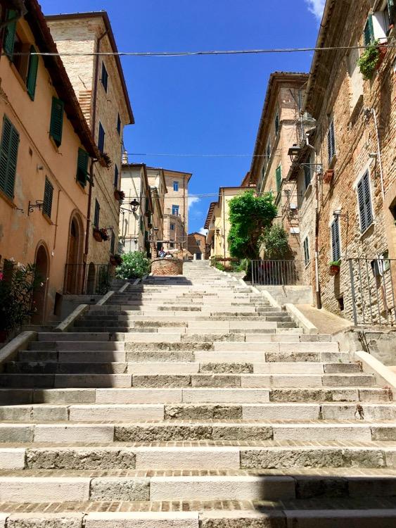 Italy, Corinaldo