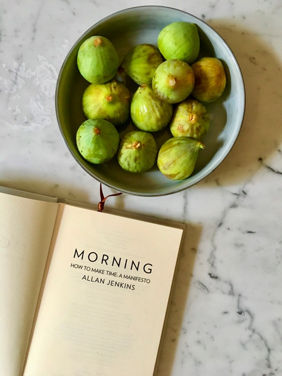 A. Jenkins, Morning. How to Make Time: A Manifesto