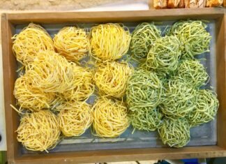 Bologna: pasta fresca come una volta. Il pastificio Dal Fiume