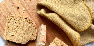 Pane integrale in cassetta