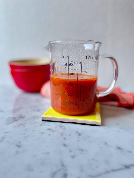 Salsa di pomodoro dell'Artusi (ricetta veloce)